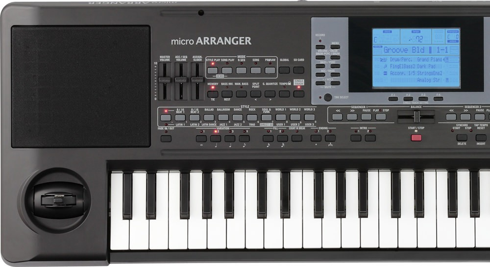 microarranger korg usa rh korg com korg micro arranger manual pdf Training Manual for Korg microARRANGER