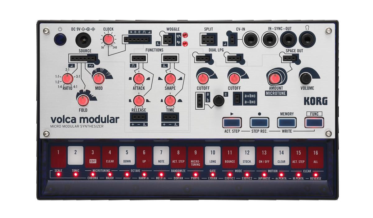volca modular micro modular synthesizer korg usa. Black Bedroom Furniture Sets. Home Design Ideas