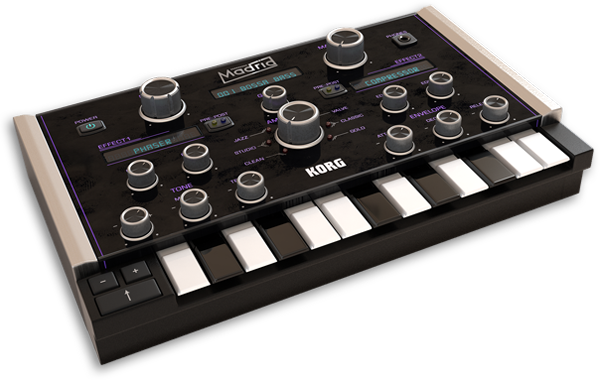 Gadget Collection | KORG Gadget 2 - MUSIC PRODUCTION SOFTWARE | KORG