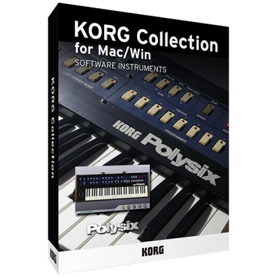 Lineup | KORG Collection for Mac/Win - SOFTWARE INSTRUMENTS
