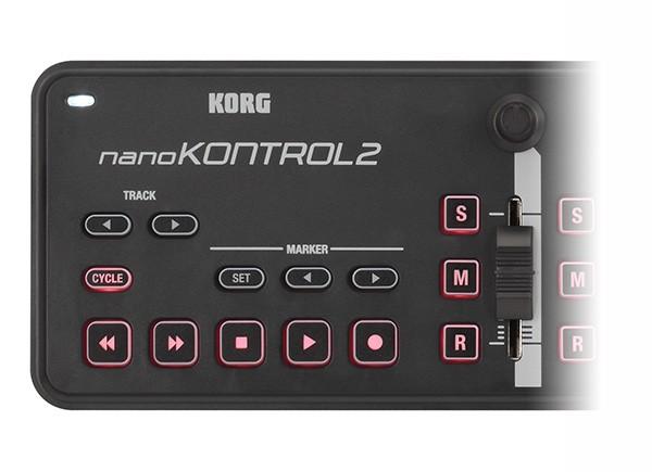 มิดี้ คอนโทรลเลอร์ KORG nanoKONTROL2