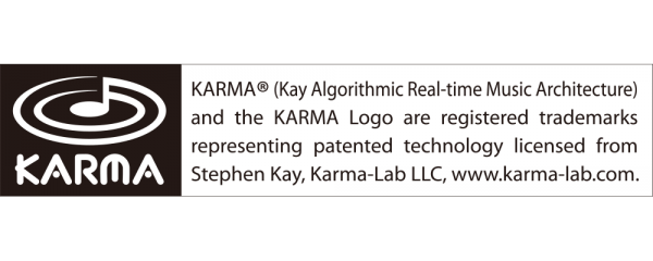Image result for karma key music architecture