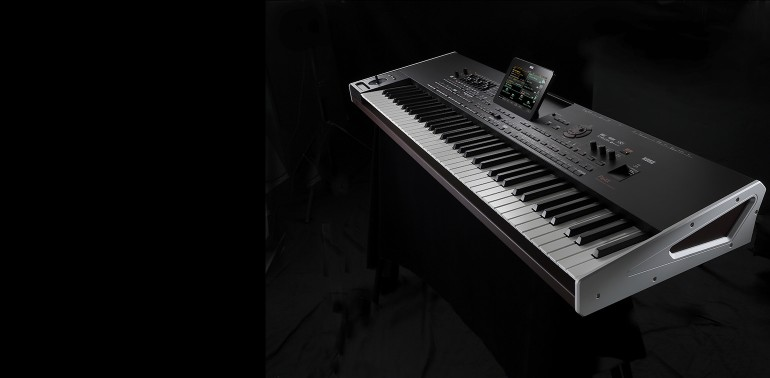 Specifications   Pa4X - PROFESSIONAL ARRANGER   KORG (USA)