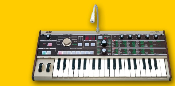 Specifications   microKORG - SYNTHESIZER/VOCODER