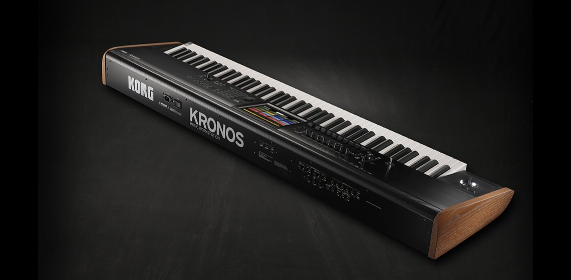 Specifications | kronos music workstation | korg (usa).