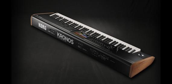 Specifications | KRONOS - MUSIC WORKSTATION | KORG