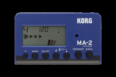 Korg MA-2 Metronom schwarz//rotNeu