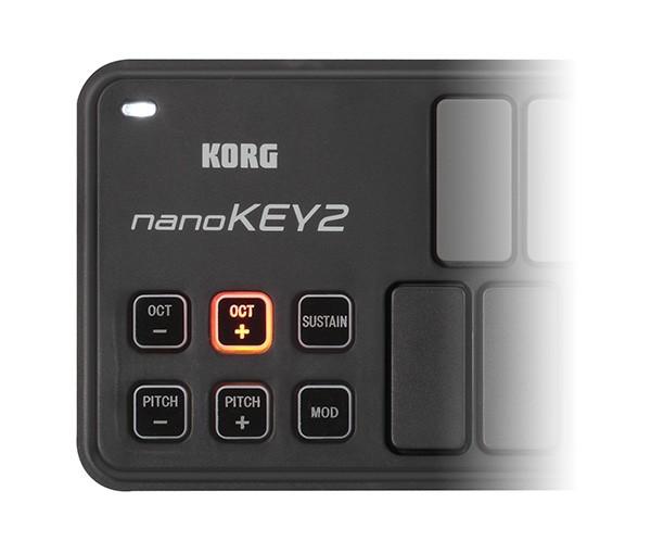 คีย์บอร์ดใบ้ KORG nanoKEY2