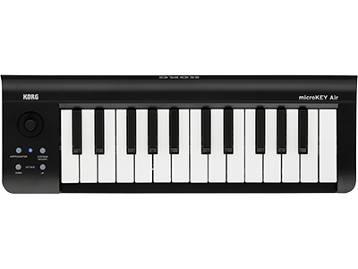 microKEY Air - BLUETOOTH MIDI KEYBOARD | KORG (USA)