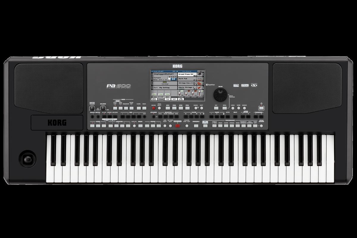 piano korg pa800 pc