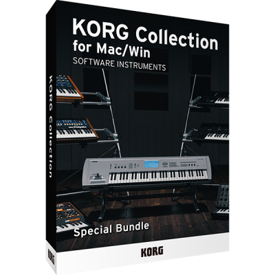 Korg Collection 2 For Mac Win Software Instruments Korg Usa