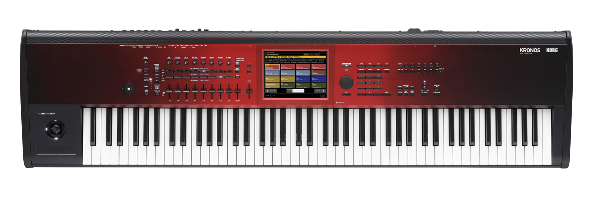 KRONOS - MUSIC WORKSTATION | KORG (USA)