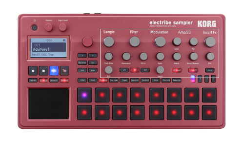 Workflow 1 | electribe sampler - MUSIC PRODUCTION