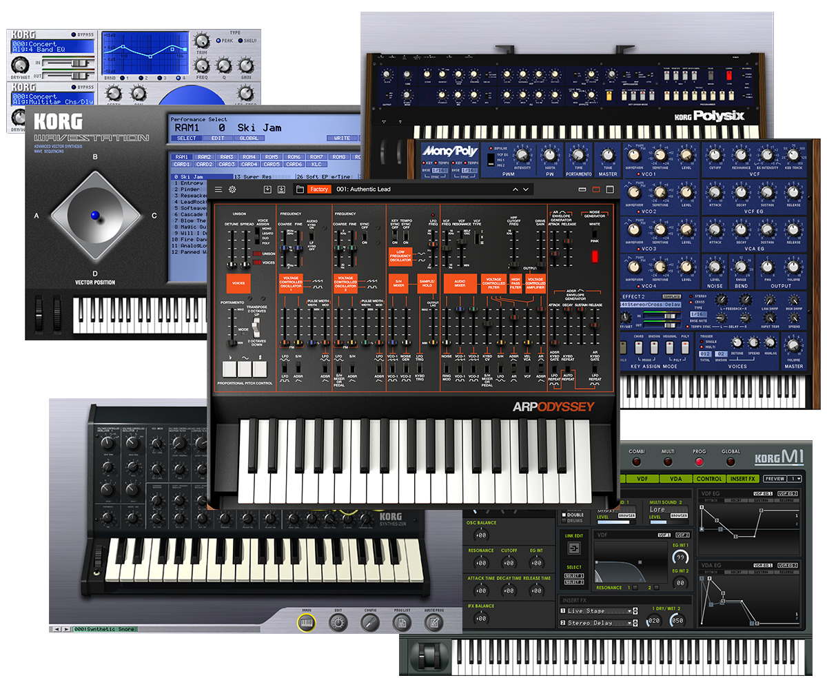 KORG Collection - Special Bundle
