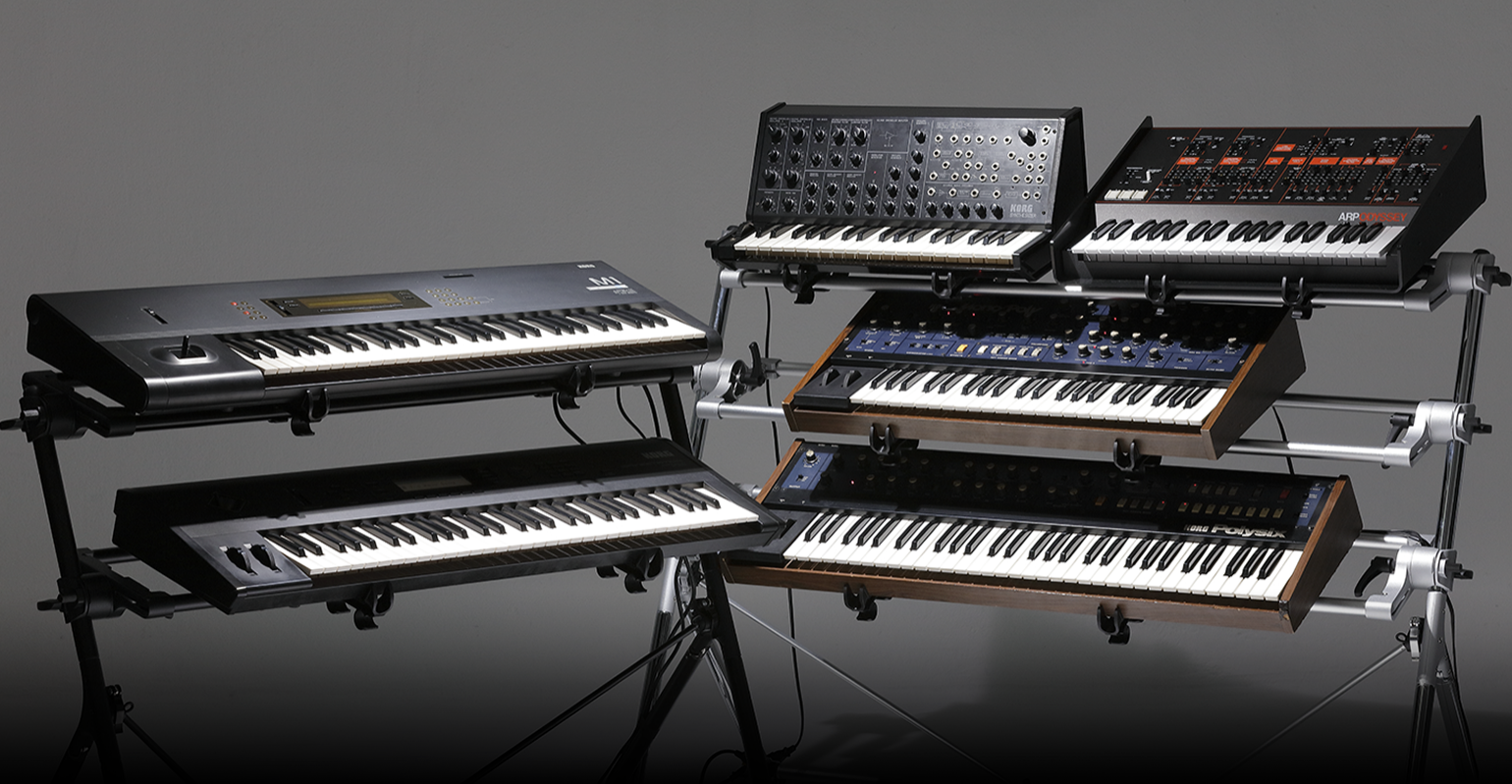 Lineup   KORG Collection for Mac/Win - SOFTWARE INSTRUMENTS