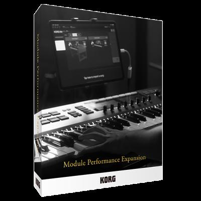 Modules | KORG Module - MOBILE SOUND MODULE | KORG (USA)