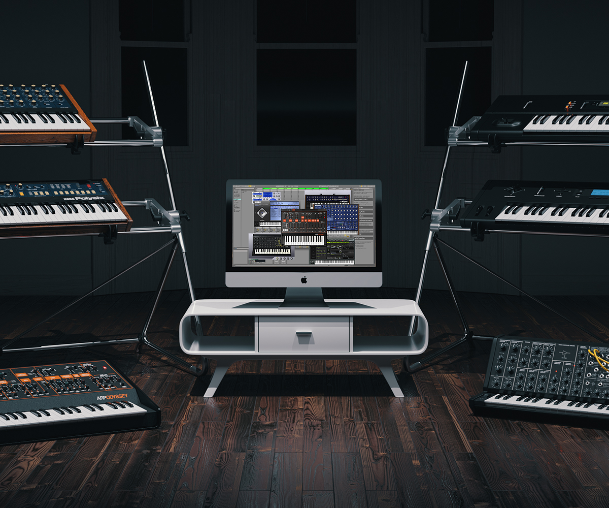 KORG Collection for Mac/Win - SOFTWARE INSTRUMENTS