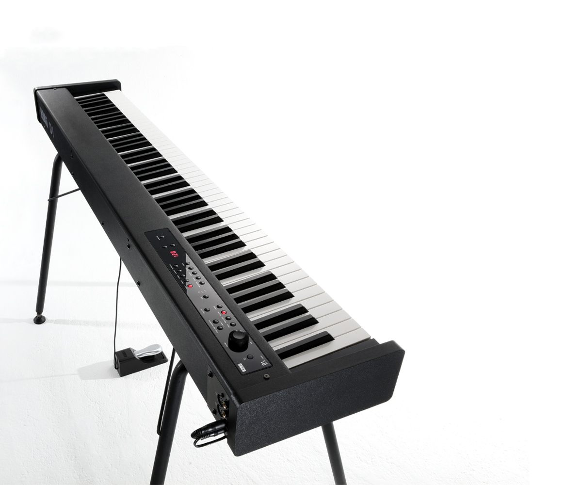 d1 digital piano korg usa. Black Bedroom Furniture Sets. Home Design Ideas