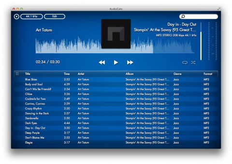 AudioGate3 - High Definition Audio Player Software   KORG