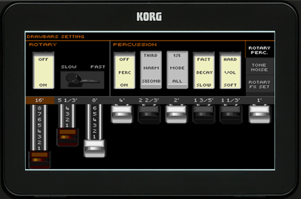 Korg Pa4X - OS NEXT  New operating system for Pa4X available