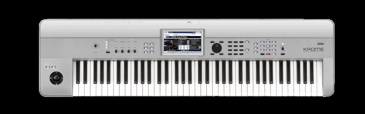 krome music workstation korg usa rh korg com korg krome 88 owner's manual Korg Krome 72