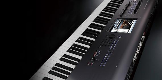 Sounds Kronos X Music Workstation Korg Usa