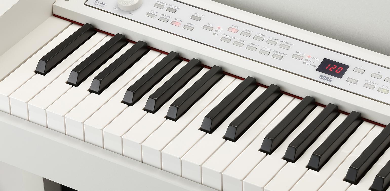 c1 air digital piano korg usa. Black Bedroom Furniture Sets. Home Design Ideas