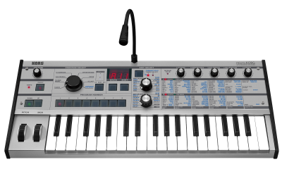 microKORG - SYNTHESIZER/VOCODER | KORG (USA)