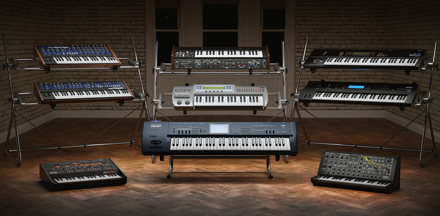 KORG Collection 3 for Mac/Win