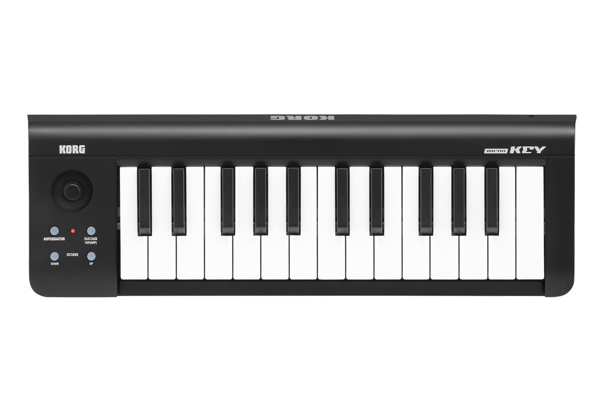 Korg microkey-2 61 key usb controller keyboard at gear4music.