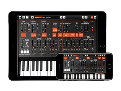 News | The legendary ARP sound, exquisitely reproduced in