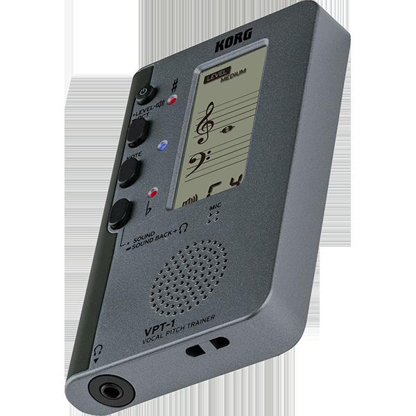 เครื่องฝึกร้องเพลง KORG VPT-1 VOCAL PITCH TRAINER