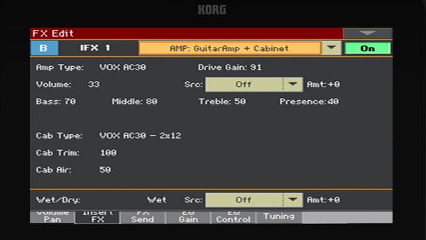 อิเล็กโทน Korg Pa1000