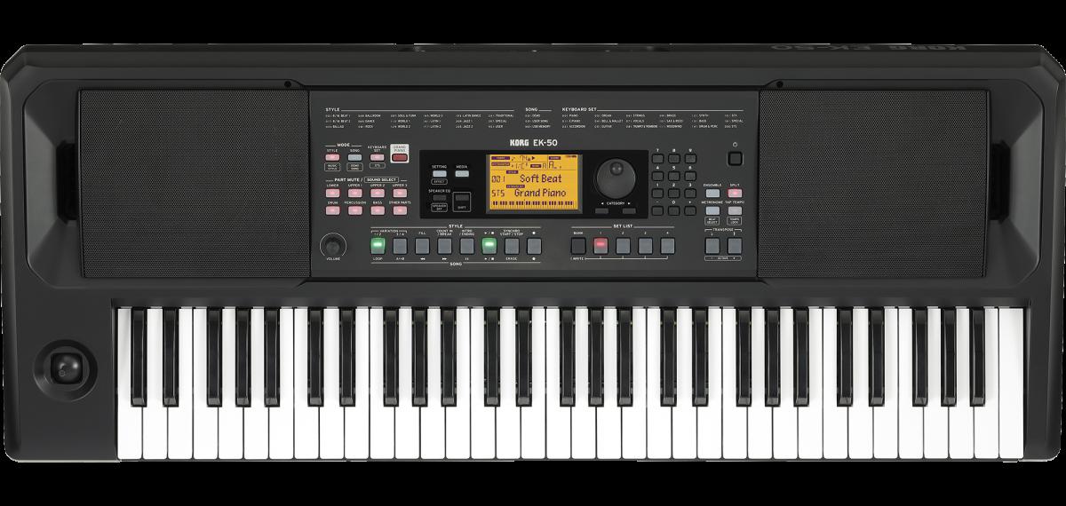 Ek 50 Entertainer Keyboard Korg Usa