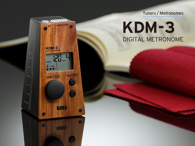 KDM-3 WDBK