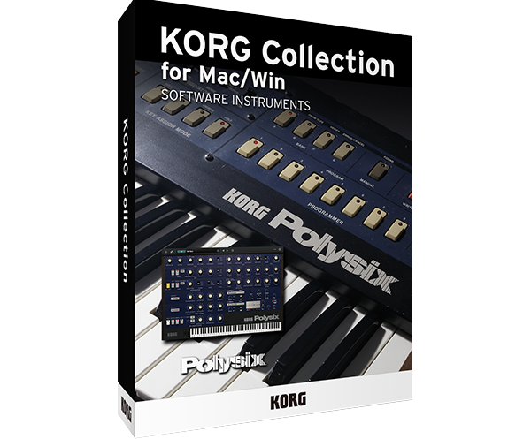 KORG Collection - Polysix