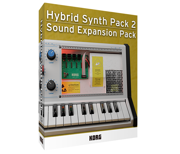 Hybrid Synth Pack 2