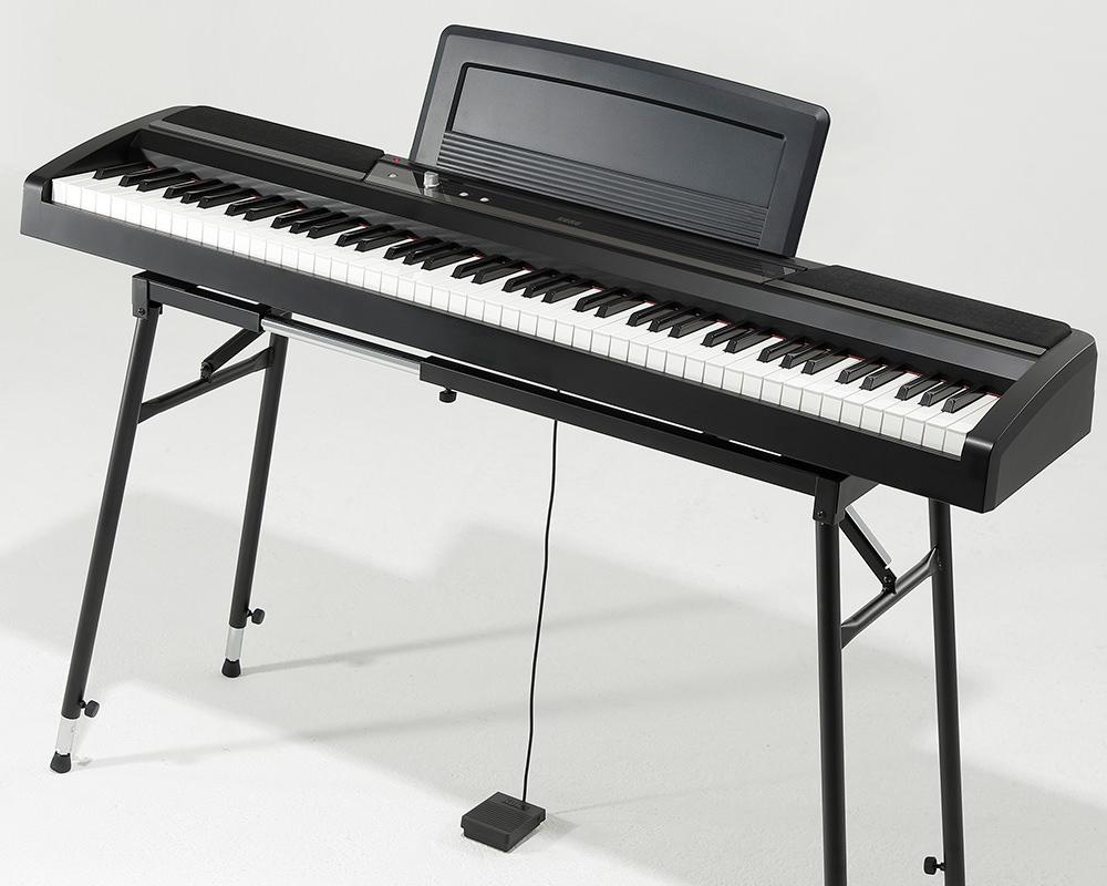 korg sp 170s digital piano. Black Bedroom Furniture Sets. Home Design Ideas