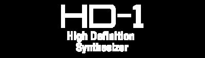 HD-1 Logo